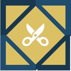 ribbon-cutting-triangle