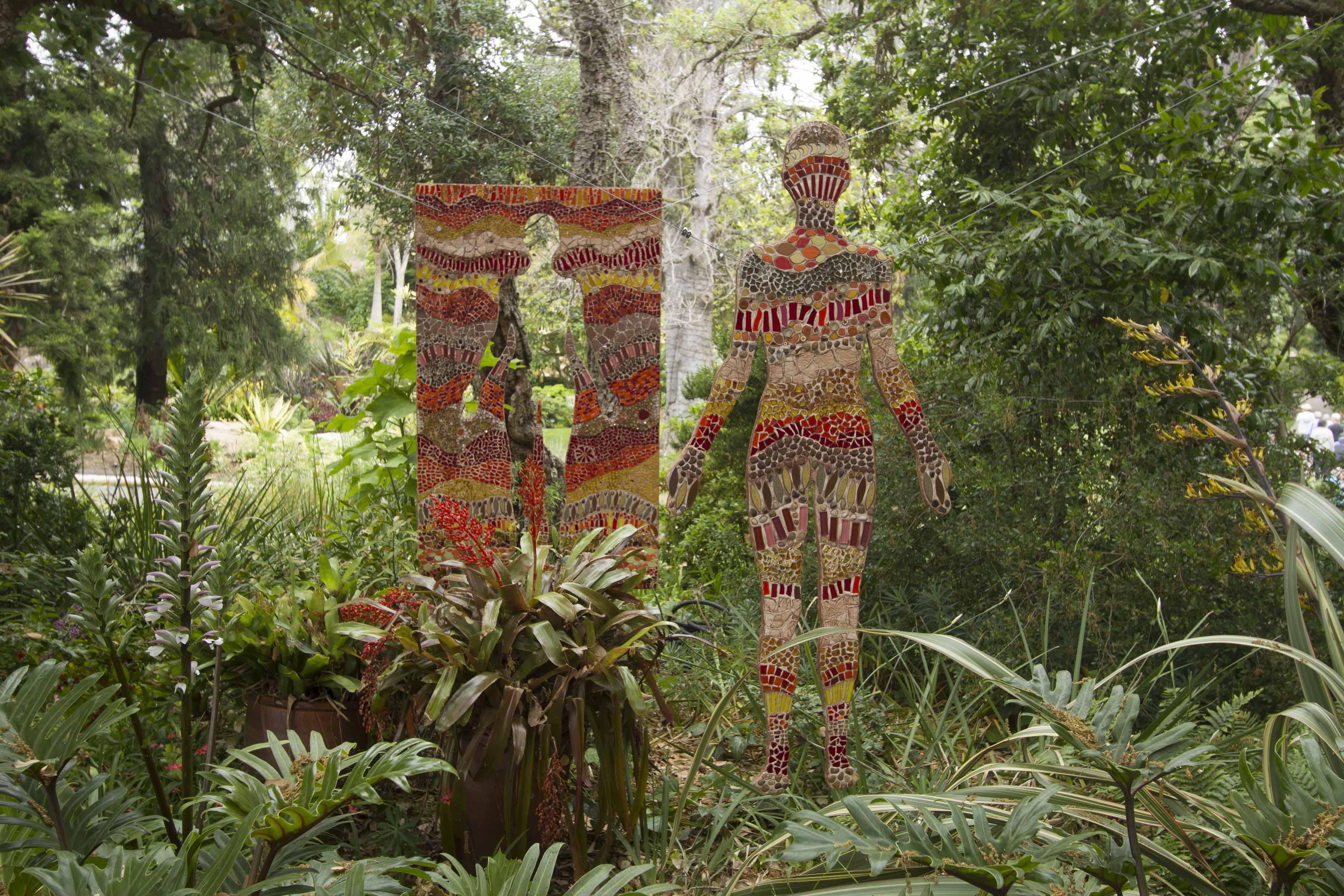Whimsical sculptures return to San Diego Botanic Garden | Carlsbad ...
