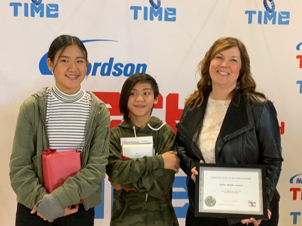 Nordson's 'Tech Time Challenge'